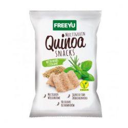 Freeyu quionás snack zöldfűszeres 40 g