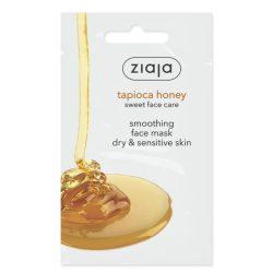 Ziaja tápióka mézes simító arcmaszk száraz és érzékeny bőrre 7 ml