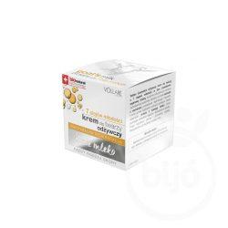 Bio technology kecsketejes+7 bőrtápláló olaj+argán olajos bőrregeneráló arckrém 50 ml