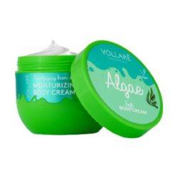 Vollaré intenzív bőrnyugtató és hidratáló testápoló krém alga kivonattal 250 ml