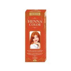Henna Color szinező hajbalzsam nr 5 paprika vörös 75 ml