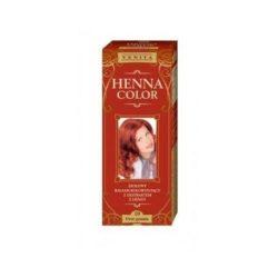 Henna Color szinező hajbalzsam nr 10 gránátalma 75 ml