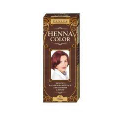 Henna Color szinező hajbalzsam nr 12 meggyvörös 75 ml
