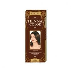 Henna Color szinező hajbalzsam nr 14 gesztenyebarna 75 ml