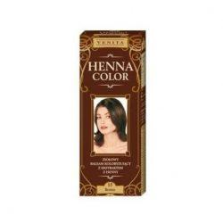 Henna Color szinező hajbalzsam nr 15 bronzbarna 75 ml