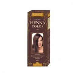 Henna Color szinező hajbalzsam nr 18 fekete meggy 75 ml