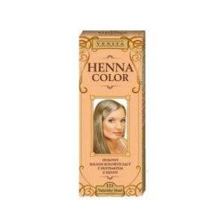 Henna Color szinező hajbalzsam nr 111 természetes szőke 75 ml