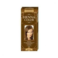 Henna Color szinező hajbalzsam nr 114 aranybarna 75 ml