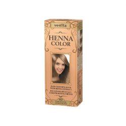 Henna Color szinező hajbalzsam nr 112 sötétszőke 75 ml