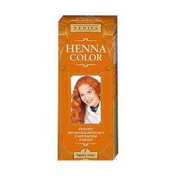 Henna Color szinező hajbalzsam nr 3 tűznarancs 75 ml
