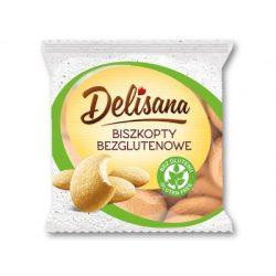 Delisana gluténmentes piskótakorong 110 g