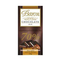 BARON ÉTCSOKOLÁDÉ 70% CM.