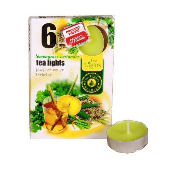 Illatos teamécses citrom-koriander 6 db-os 1 db