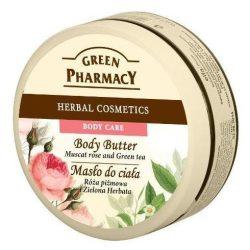 Green Pharmacy testvaj rózsa és zöltea 200 ml