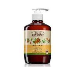 Green Pharmacy folyékony szappan kamilla  kivonattal 465 ml