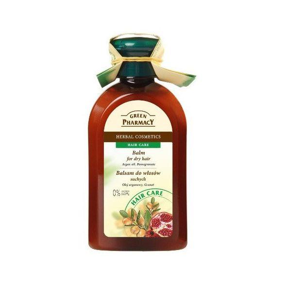Green Pharmacy hajbalzsam száraz hajra 300 ml