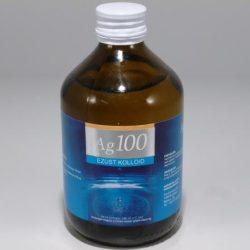 Ag 100 Ezüst Kolloid Oldat 300 ml