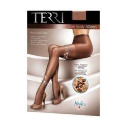 Terri Slim Body anticellulit női harisnyanadrág 50 den 2m-3l-4xl 1 db