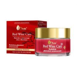 Ava anti aging ránctalanító nappali arckrém bordeaux-i vörösbor kivonattal 50 ml