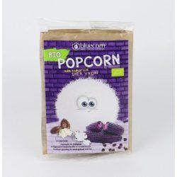 Bio kék kukorica micropopcorn sheavajjal 100 g