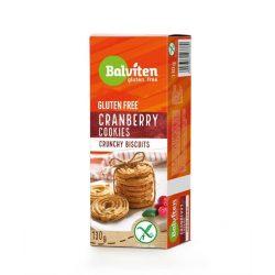 Balviten gluténmentes teasütemény áfonyás 130 g