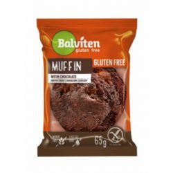 Balviten gluténmentes muffin csokis csokidarabokkal 65 g