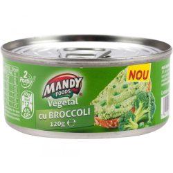 Mandy növényi pástétom brokkolis 120 g