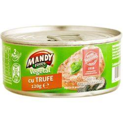 Mandy növényi pástétom szarvasgombás 120 g