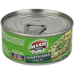 Mandy növényi pástétom újhagymás 120 g
