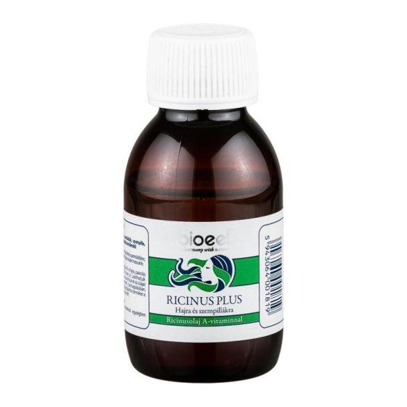 Bioeel ricinus plus ricinusolaj a-vitaminnal 80 g