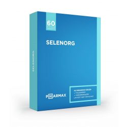 Selenorg tabletta 60 db