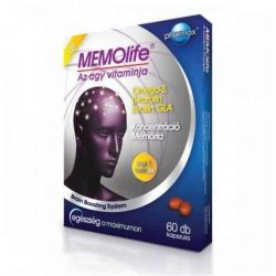 Memolife max kapszula 60 db