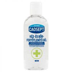 Caosept kéz- és bőrfertőtlenítő gél átlátszó 90 ml