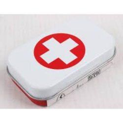 Gyógyszeres Doboz Fém 348684