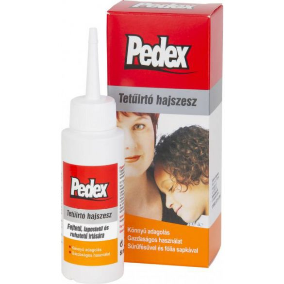 Pedex tetűirtó hajszesz 50 ml