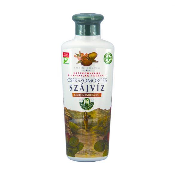 Herbária cserszömörcés szájvíz mandulás 250 ml