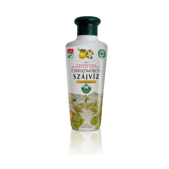 Herbária cserszömörcés szájvíz citromos 250 ml