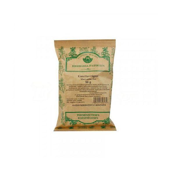 Herbária kamillavirágzat tea 50 g