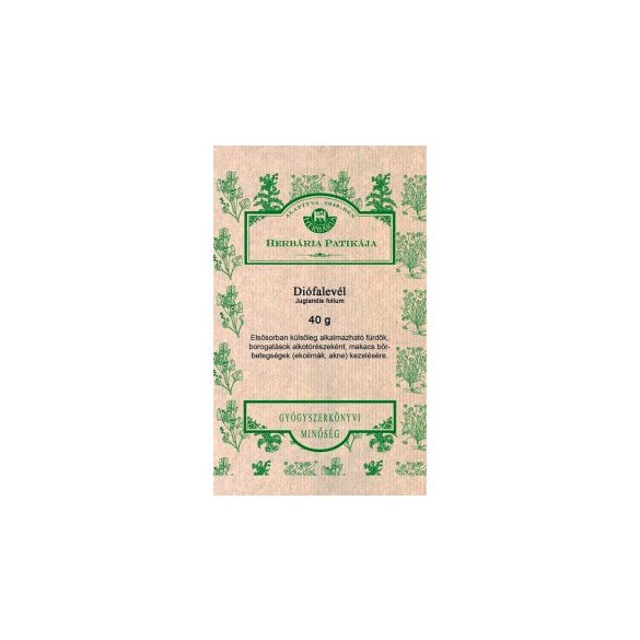 Herbária diófalevél tea 40 g