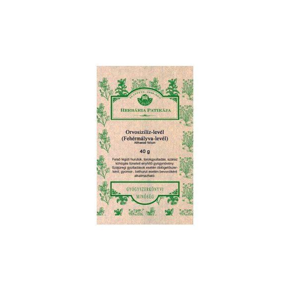 Herbária orvosi ziliz levél tea 40 g