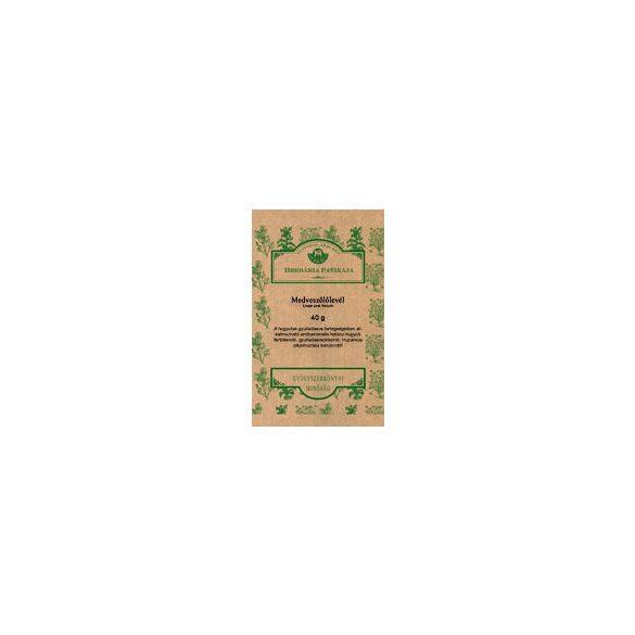 Herbária medveszőlőlevél tea 40 g