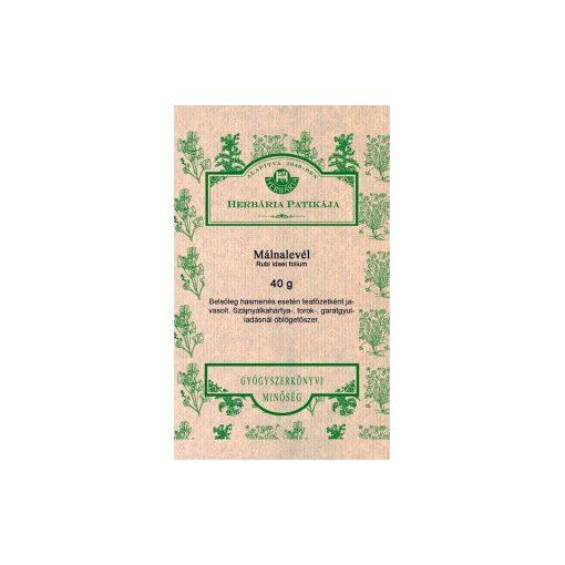 Herbária málnalevél tea 40 g