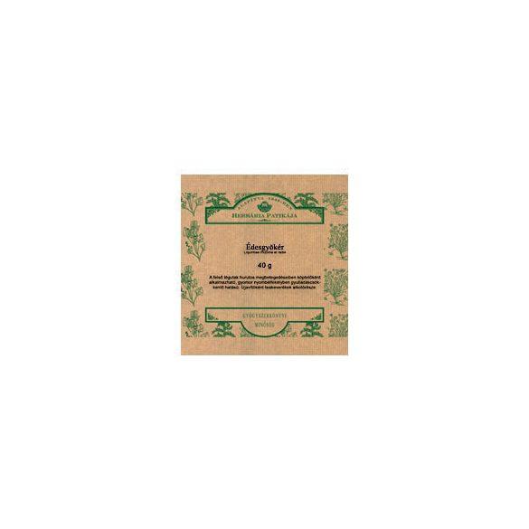 Herbária édesgyökér tea 40 g