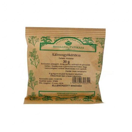Herbária kálmos gyökértörzs tea 30 g