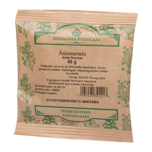 Herbária ánizstermés 50 g