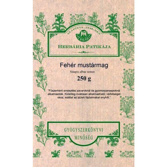 Herbária Fehér mustármag   50 g