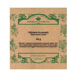 Herbária máriatövistermés tea 40 g