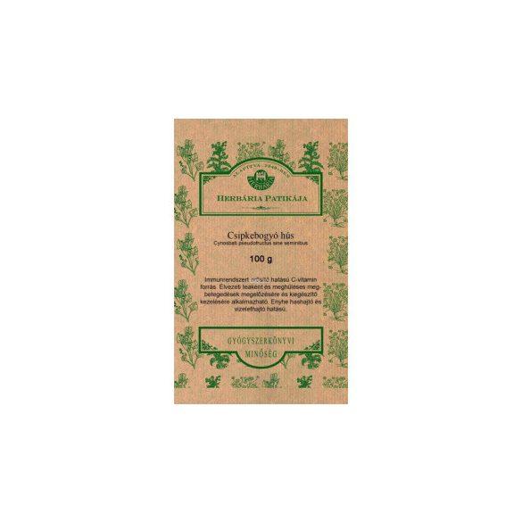 Herbária csipkebogyó hús tea 100 g