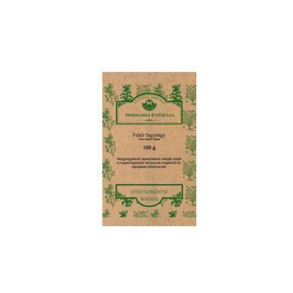 Herbária fehér fagyöngy tea 100 g