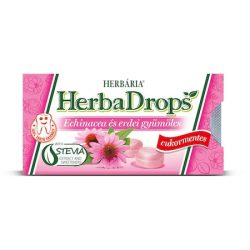 HerbaDrops echinacea cukorka 8db 8 db